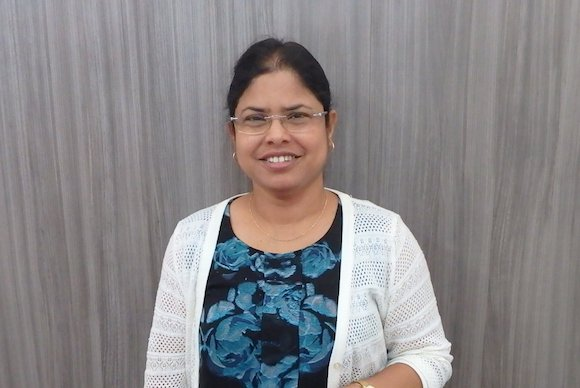 Dr Jyotsna CHOWDHURY